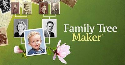 FAMILY TREE MAKER 2014 - 2016 by Ancestry  Discover your family story