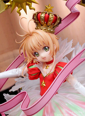 Cardcaptor Sakura Kinomoto Stars Bless You 1/7 scale Figure Good Smile Company