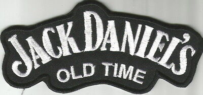 Toppa Patch X Bikers Jack Daniel's  Thermoaderente