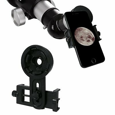 Telescope Adapter For Cell Phone Camera Universal Binocular Spotting Scope Mount