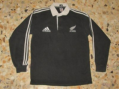 maillot shirt jersey ALL BLACKS NEW ZEALAND NOUVELLE ZELANDE 1999 rugby VINTAGE