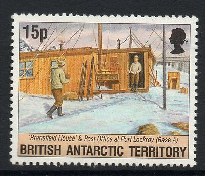 BRITISH ANTARCTIC TERR. SG236 1994 15p 50th ANNIV OF OPERATION TABARIN  MNH