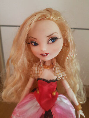 Ever After High OOAK Apple White