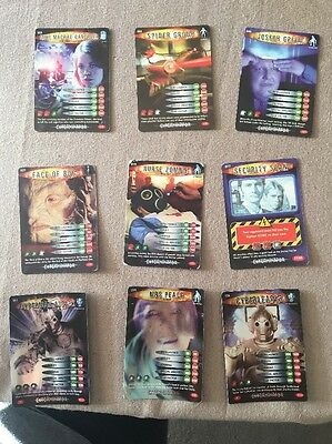 Bundle Of Dr Who Battles In Time Exterminator