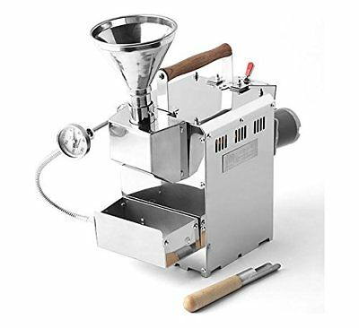 KALDI Home Coffee Roaster Motorize Type Full Package Including Thermometer, Rod,