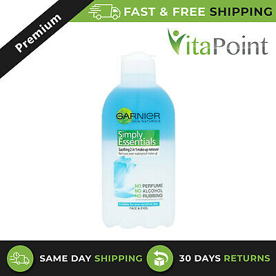 Garnier Skin Naturals Soothing 2-in-1 Make-Up Remover 200ml