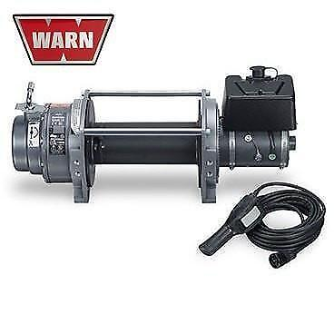 Warn Industrial Dc Hoist 9000lbs Series 9 Dc 9259698770