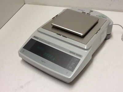 Mettler PG203-S Analysenwaage / High Precision Balance