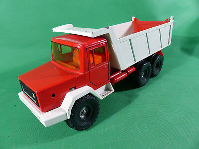 alter  Siku 4513 Magirus Deutz Kipper in 1:27 - Grossmodell