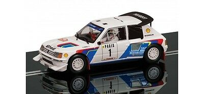 Scalextric C3591A Classic Collection Peugeot 205 T16 E2 NEW Digital Plug Ready