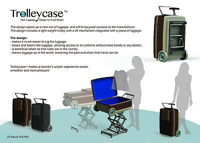 US patents - TROLLEYCASE