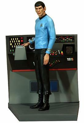 STAR TREK MR SPOCK 1:6 STATUE by HCG  - LONG SOLD OUT  LOW EDITION # 2!