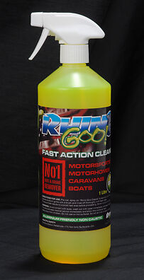 Rhino Goo MX Trials ATV MTB Quad Motocross Fast Action Cleaner gets Muc off