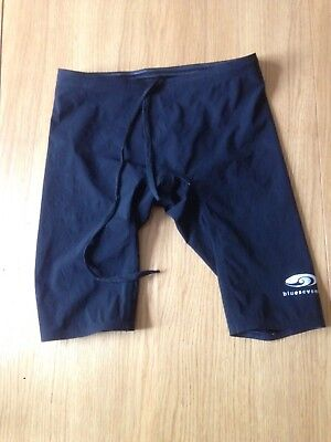 Blue Seventy NeroTX Performance Swim Racing Jammer Size M24 FINA approved b