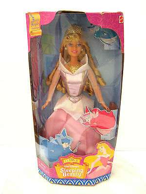 Disney SLEEPING BEAUTY DOLL from My Favorite Fairytale Collection - NIB - 1999