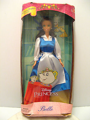 Disney BELLE DOLL from My Favorite Fairytale Collection BEAUTY & THE BEAST - NIB