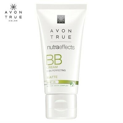 [AVON] BB Cream MATE Perfeccionadora SPF 15  Nutra Effects 30ml
