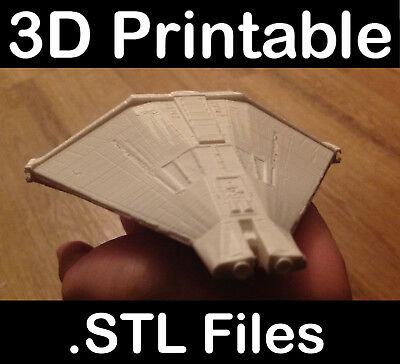 3D printable STL files Narcissus from Alien movie