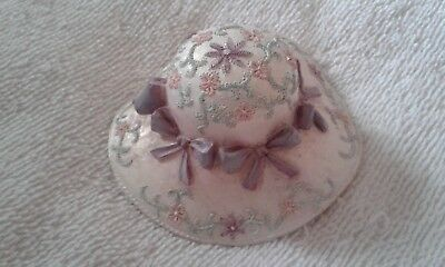 Ornament, Hat, 7cm