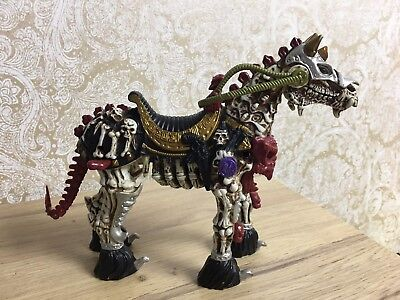 1994 SKELETON WARRIORS Horse Figure