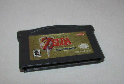 Legend of Zelda: A Link to the Past (Nintendo Game Boy Advance 2002) Gameboy GBA