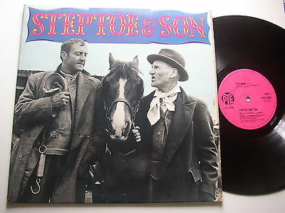 STEPTOE AND SON: (Pye)  1962  LP