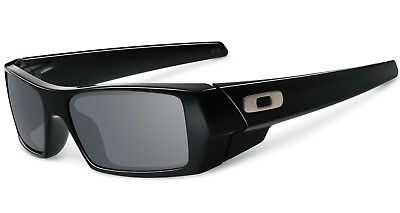 New Oakley Gascan Polished Black w/Grey 03-471