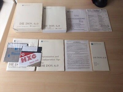 Digital Research DR-DOS 6.0 1991