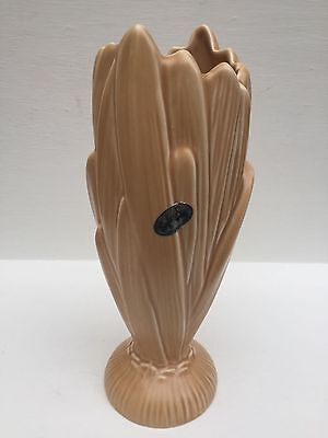 """Silvac Ware Vase Made In England 11"""" Tall # 2453"""