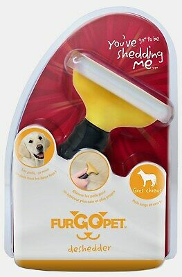 Fur Go Pet 00209 Large Dog FurGoPet® Deshedder Tool