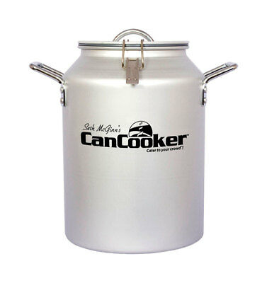 """Can Cooker Cooking Device 14"""" H X 10"""" D, 4 Gal."""