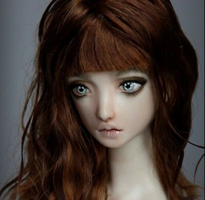 Custom Ordered Porcelain BJD Doll by Forgotten Hearts - Astra