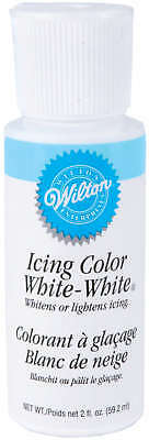 Icing Colors 2oz White W1236