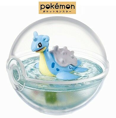 RE-MENT Pokemon Terrarium Collection Pocket Monster Ball Figure 2 Lapras Laplace