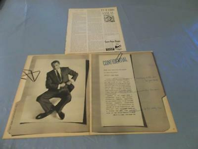 Cary Grant vintage  clipping  #305