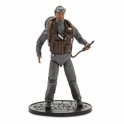 Bodhi Rook Elite Series Die Cast Action Figure - 6.5'' - Rogue One Star Wars New