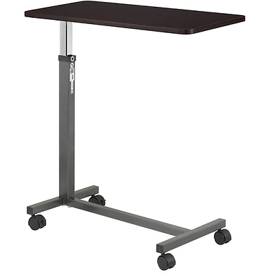 Non-Tilt Over Bed Table Eating Writing Computer Work Elderly Injured Patients