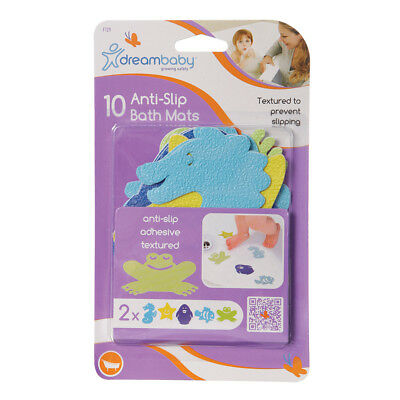 F129 Dreambaby Safety Non-Slip Bath Appliques (12-Pack)
