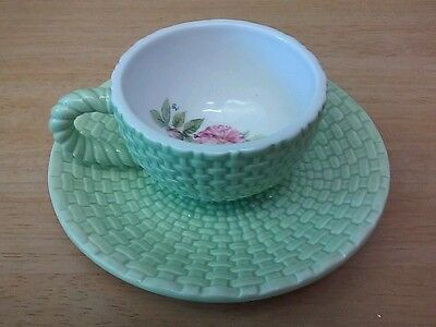 Nature's Sketchbook By Marjolein Bastin Tea Cup And Saucer