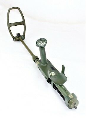 Army metal detector VALLON VMH3CS Working condition
