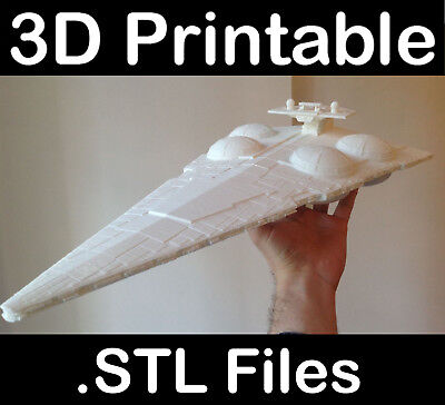 3D printable STL files Immobilizer from Star Wars