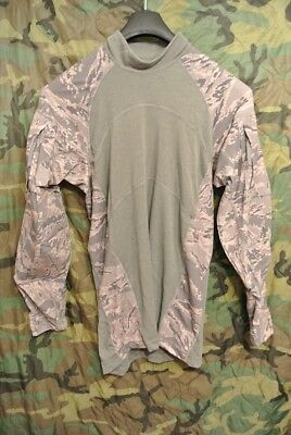 US Army OCP OEF Air Forc ACS Wild Things  Combat shirt L Militär Airsoft -3161