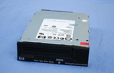 HP Ultrium 448 SAS Internal Drive Model DW085A Tape Drive with Controller Card