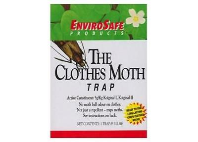NEW EnviroSafe - Clothes Moth Trap Cleaning and Laundry