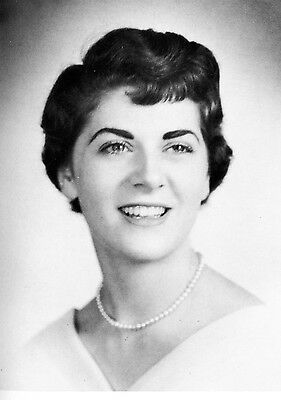 GERALDINE FERRARO School Yearbook FIRST WOMAN VP CANDIDATE