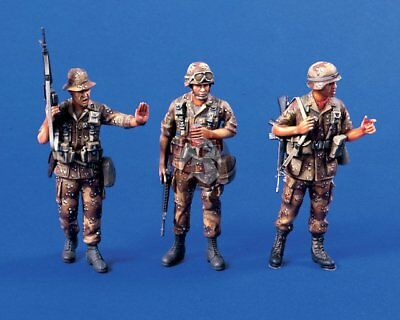 US Troops Desert Shield 1/35 Verlinden