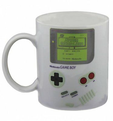 Official Nintendo Game Boy Heat Change Mug