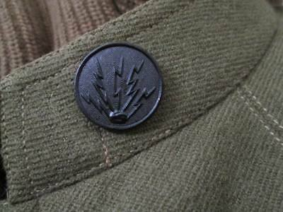 WWI US Army Electrician Collar Disk