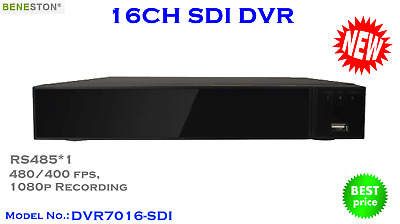16CH HD-SDI DVR, 1080P real time preview, Mutiview