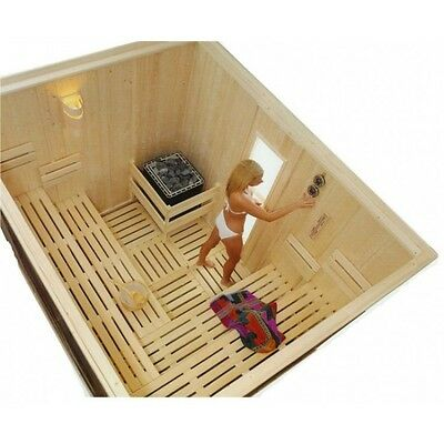 C3040 Oceanic Commerical Sauna Cabin